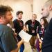Une équipe du marathon d'innovation Hacking Health