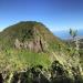 Vue panoramique de l'île de la réunion