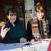 Elsa Varin et Ambre Langlois, du collectif de Terrain Vague
