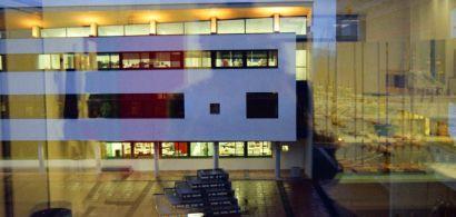 Bibliothèque universitaire à l'UFR STGI